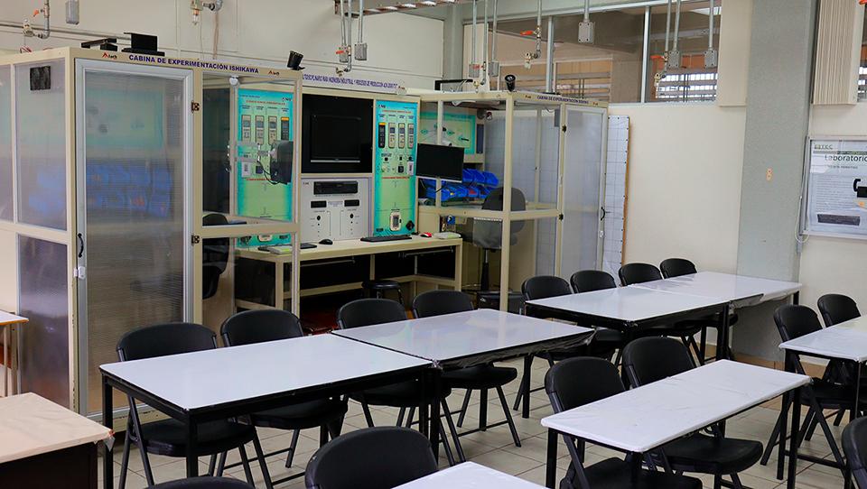 Laboratorio de ergonomía
