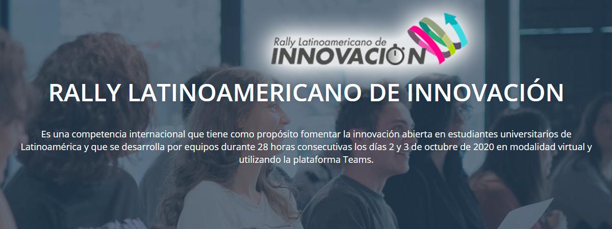 Rally Latinoamericano de Innovación Edición 2020